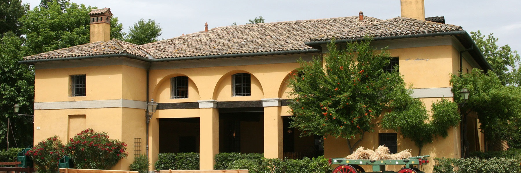 La Casa delle Aie (Hofhaus)