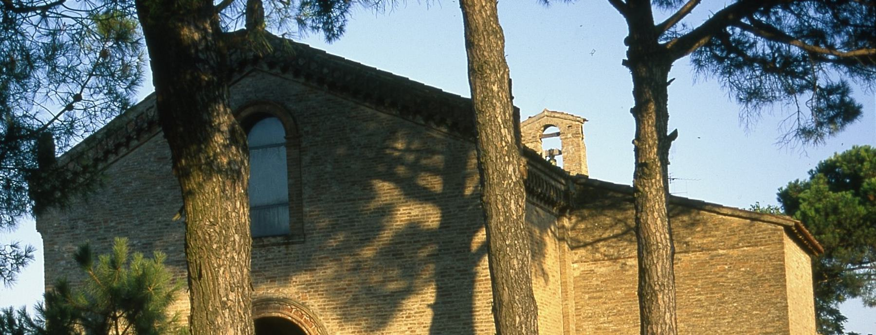 Wallfahrtskirche der Madonna del Pino