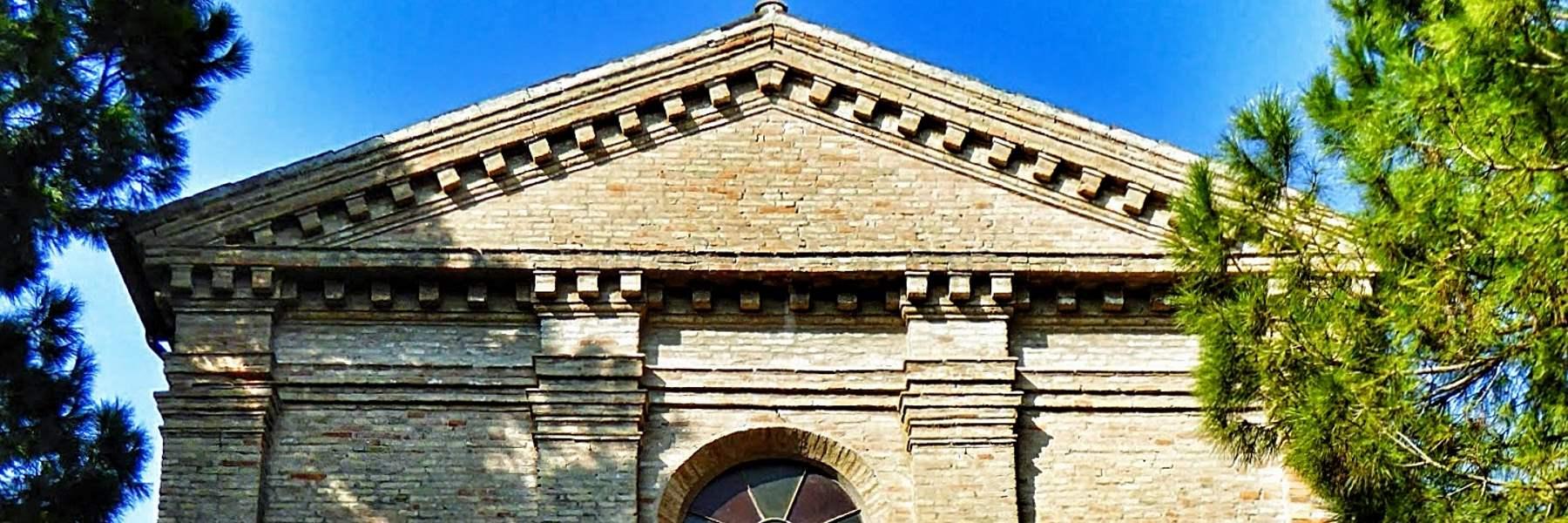 Wallfahrtskirche Madonna degli Angeli