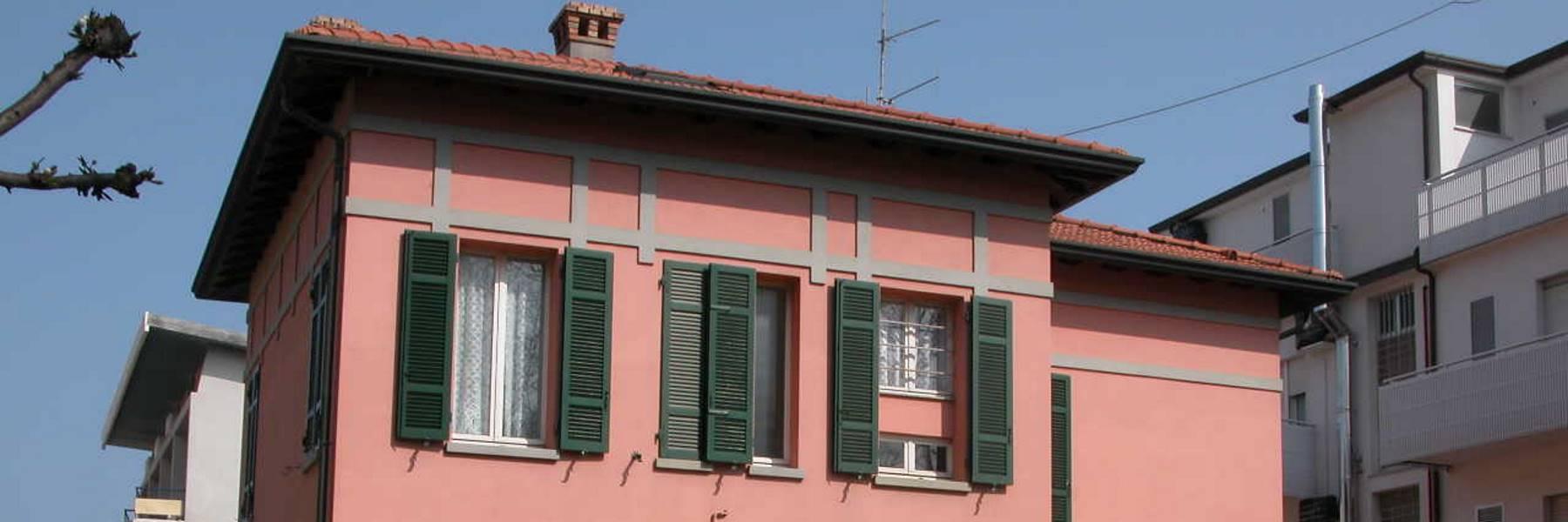 Haus von Grazia Deledda