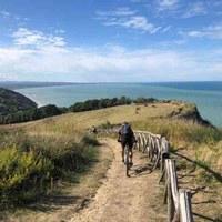 Täglicher Fahrradtour zum San Bartolo Park