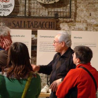 Besichtigung mit Führung von Musa (Salzmuseum) auf Italienisch