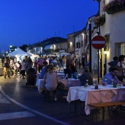 Fest der Muscheln aus Cervia