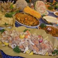 Fest des Heiligen Josef - Tintenfischfest