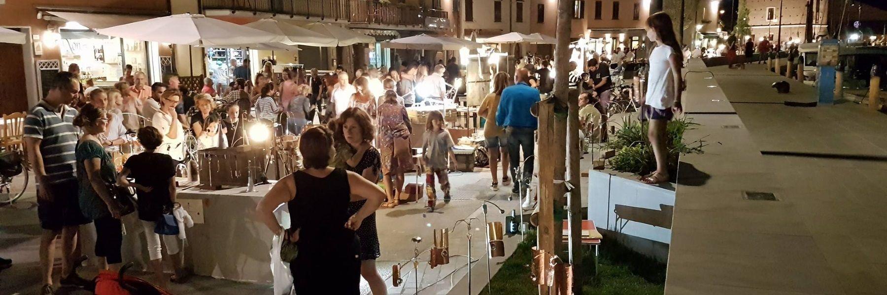 Borgomarina Marktfestival