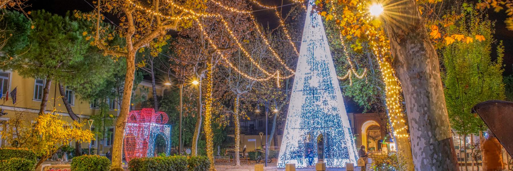 Weihnachten in Cervia