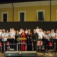 Konzerte der Stadtkapelle in Piazza Garibaldi