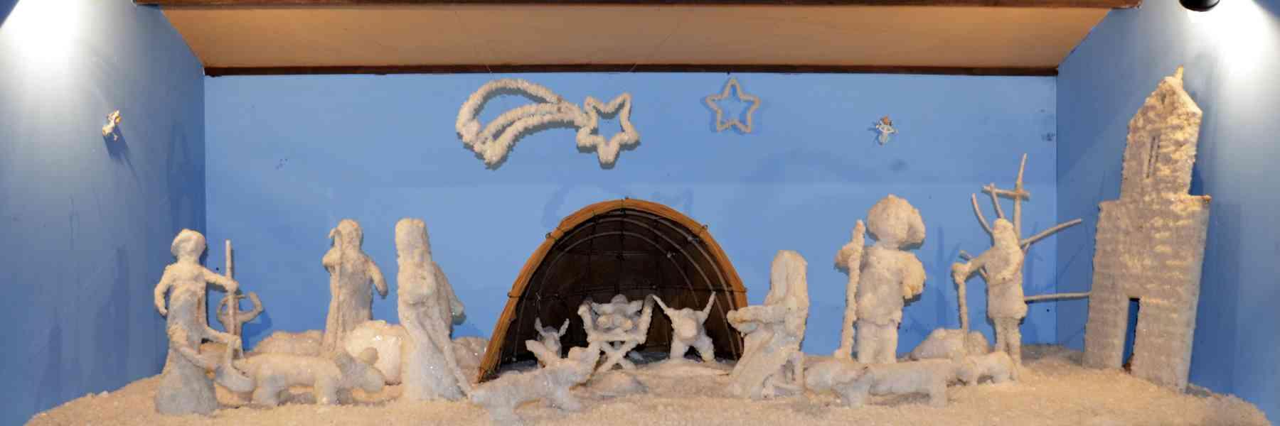 Die Krippen in Musa