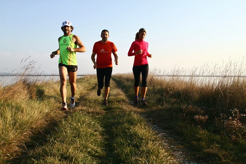 Salz-Marathon, Saline