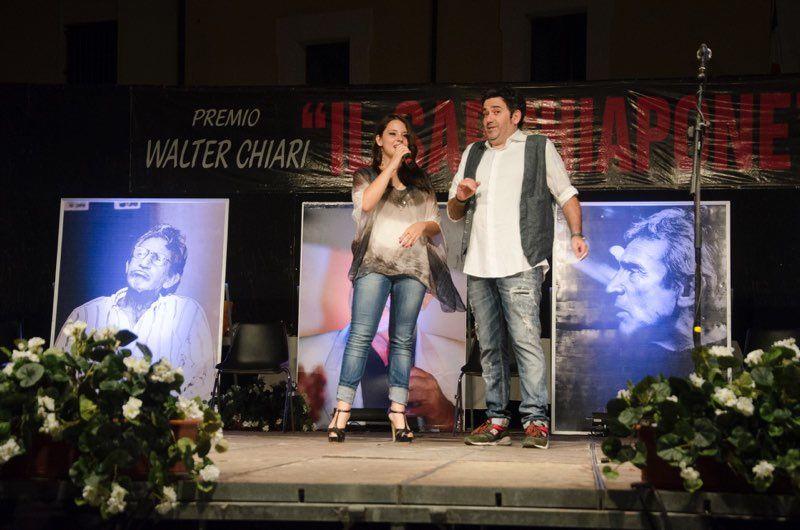 Il Sarchiapone - Sara dall'Olio e Andrea Vasumi - 800-opt80