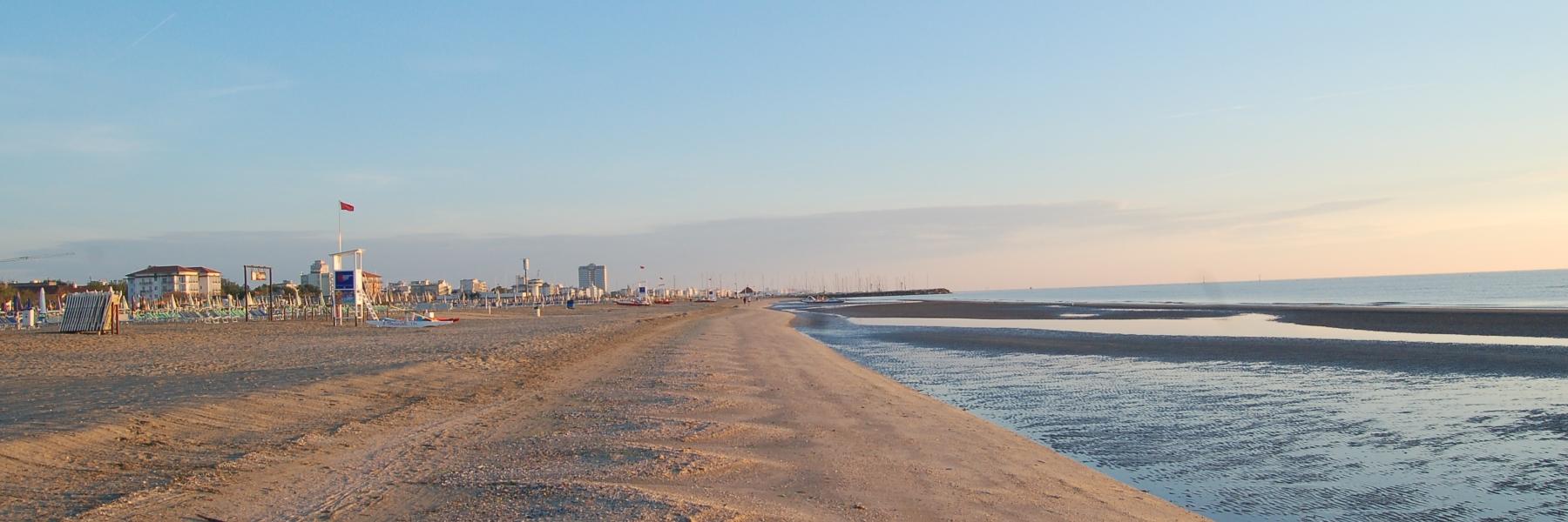 9 km Strand mit WLAN