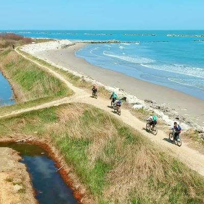 Bike - Salzroute mit dem Fahrrad