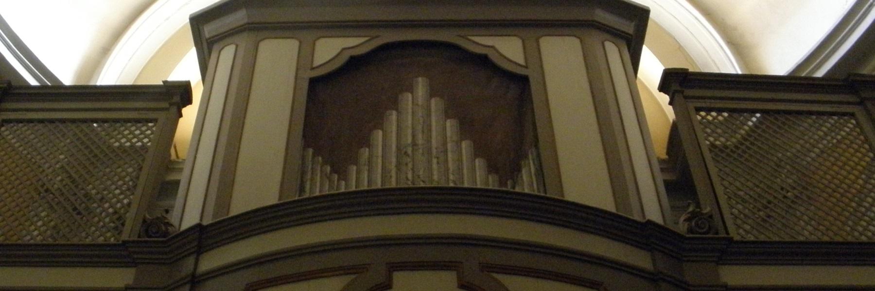 Callido Organ - Suffragio Church