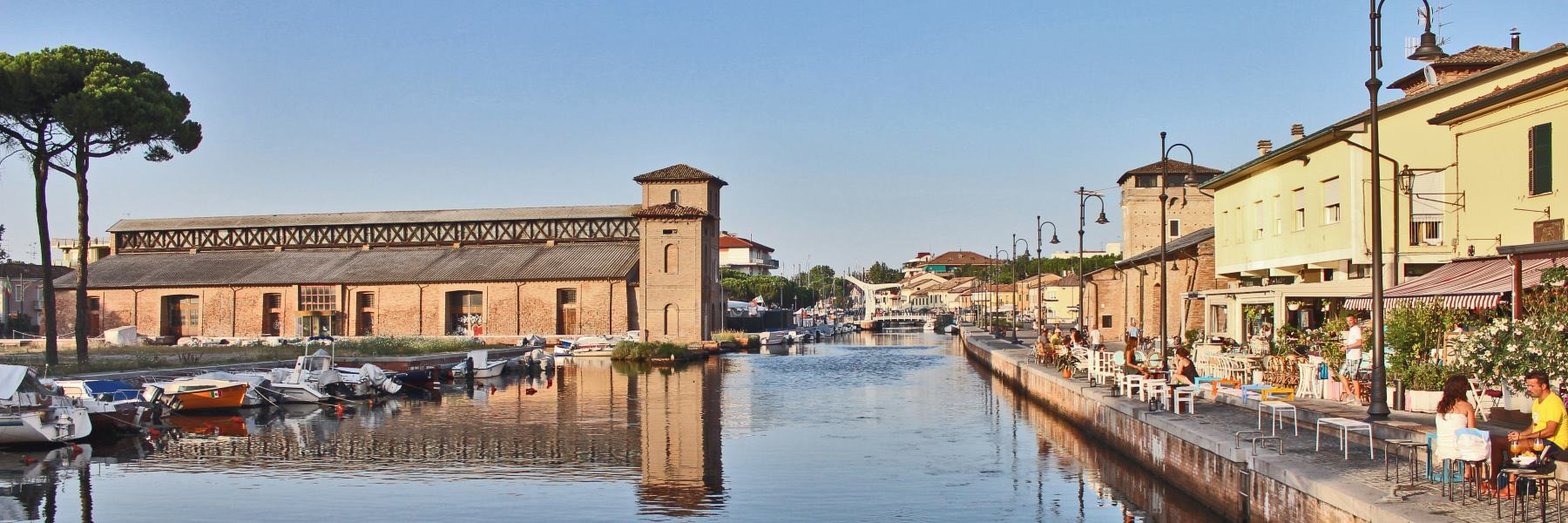 Borgo Marina - The Fishermen's Neighbourhood