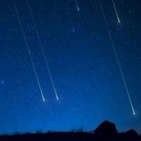 Saltpan under the stars