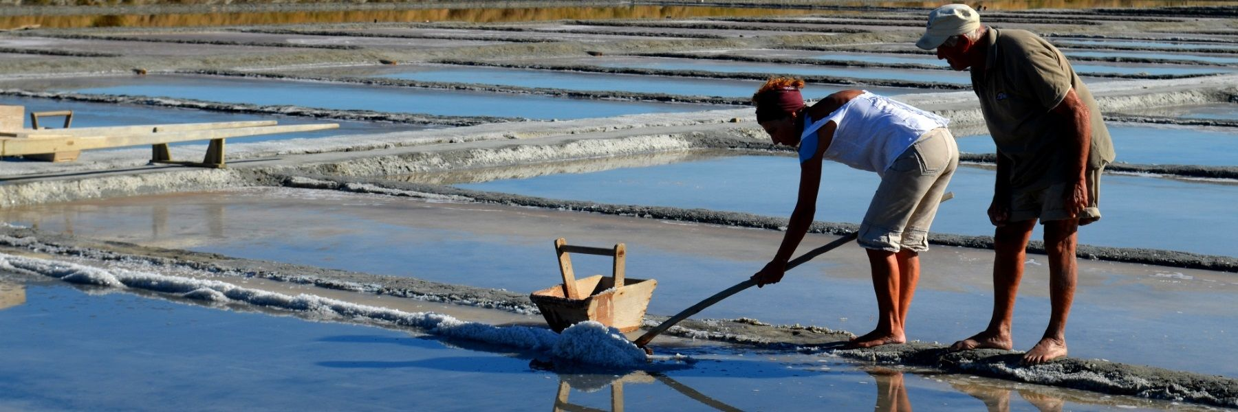 Saltworker for a day