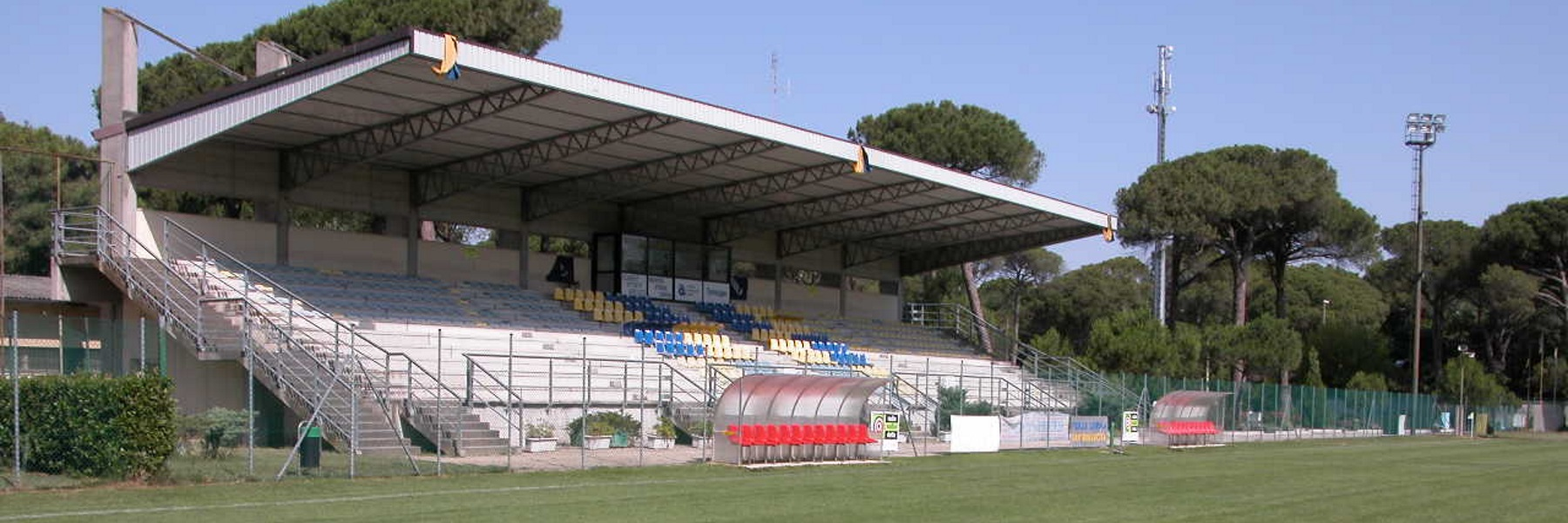 """Dei Pini Germano Todoli"" Stadium"
