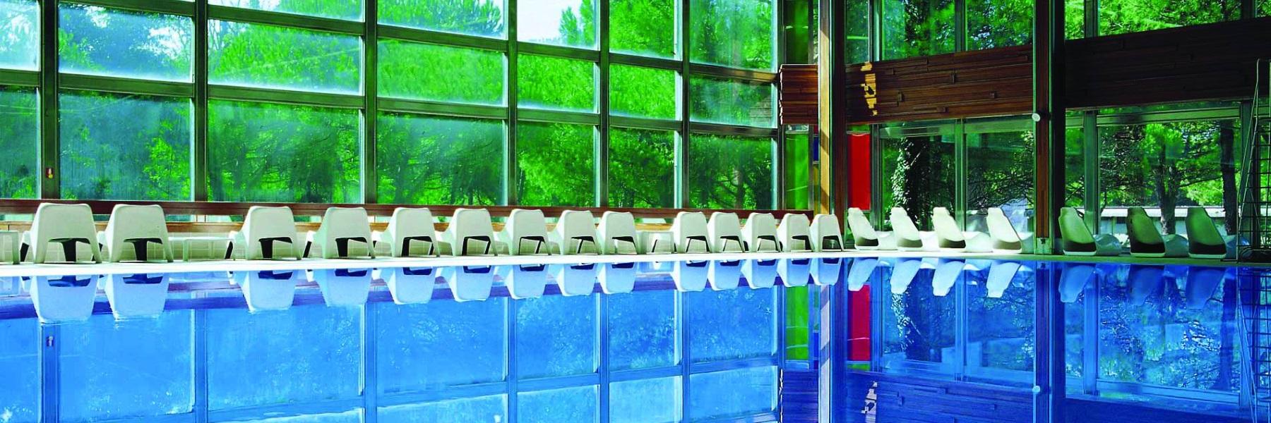 Swimming pool at Cervia Spa