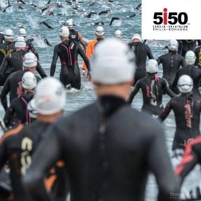 5150 Cervia Triathlon Emilia Romagna
