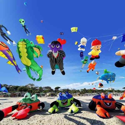 ARTEVENTO FEST 2020, 40th International Kite Festival