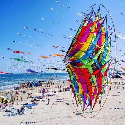 ARTEVENTO 2018, 38th International Kite Festival