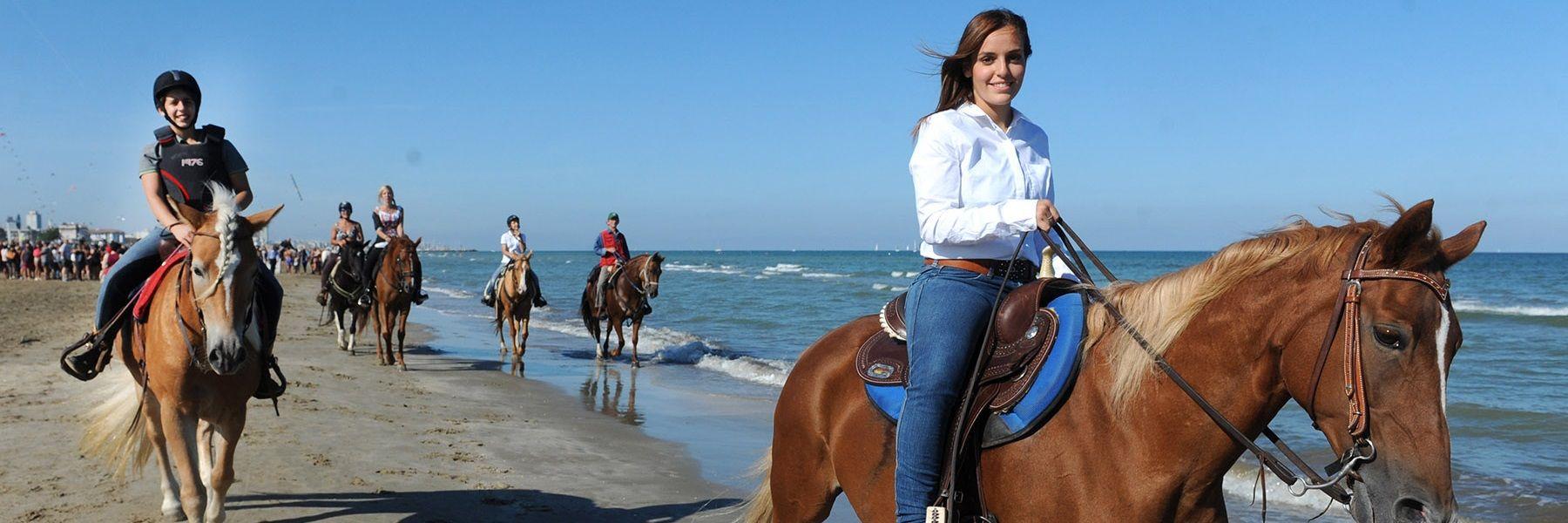 Riding along the Sea