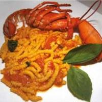Passatello in Lobster Sauce