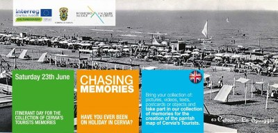 Chasing memories, leaflet