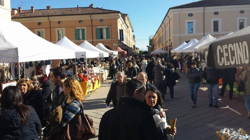 A Spass par Zirvia - Piazza Garibaldi - 800