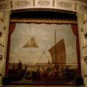 Il Velario - L'ancien rideau de Théâtre Communal