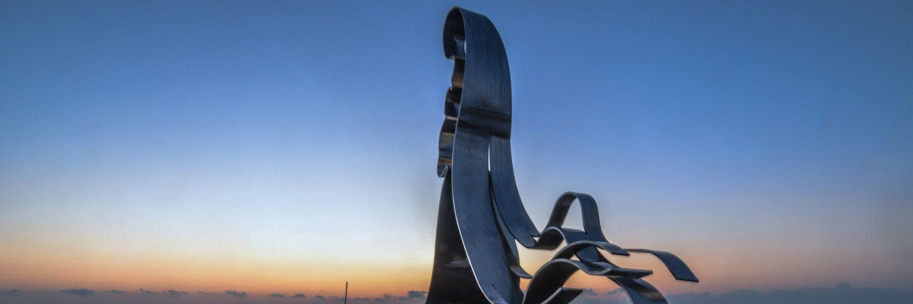 Statue de Notre-dame de la mer