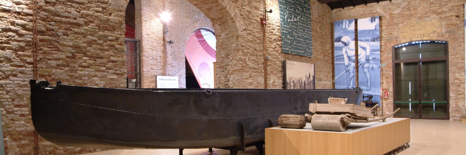Visites guidées à Musa (Musée du Sel) en italien