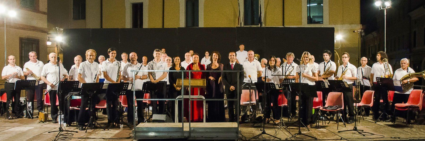 Concerts de la Fanfare Municipale in Piazza Garibaldi