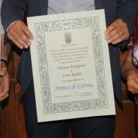 Prix de fidélité Amis de Cervia