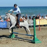À cheval de la Mer en octobre