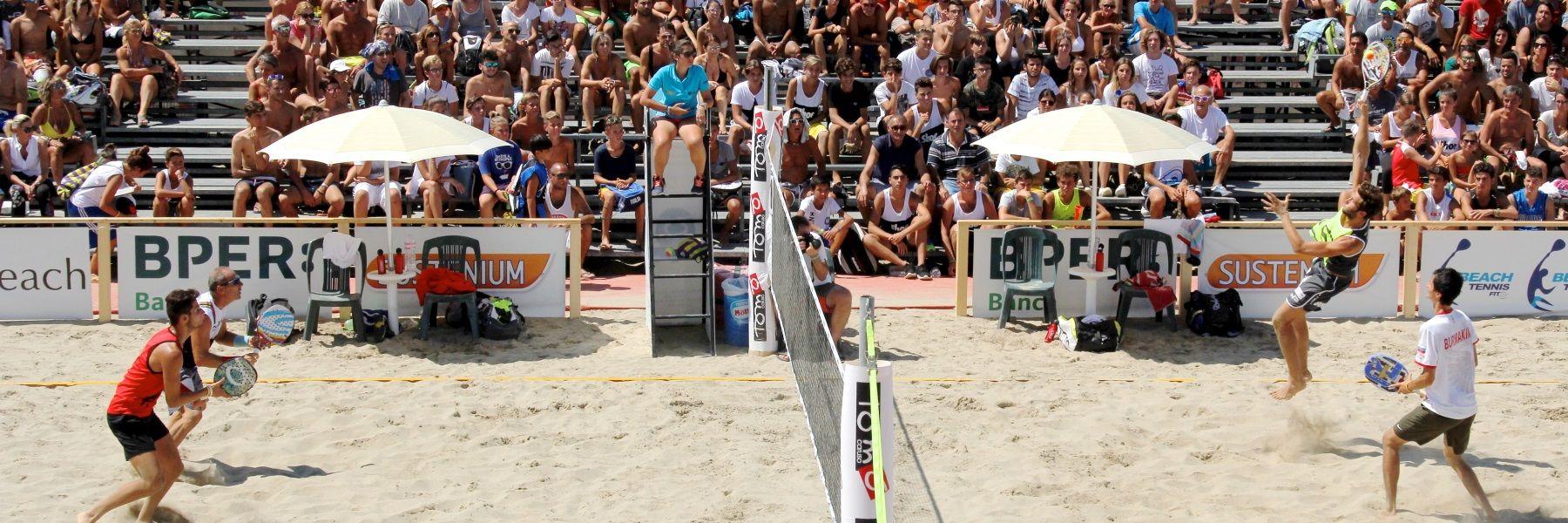 Championnat du mond de tennis de plage