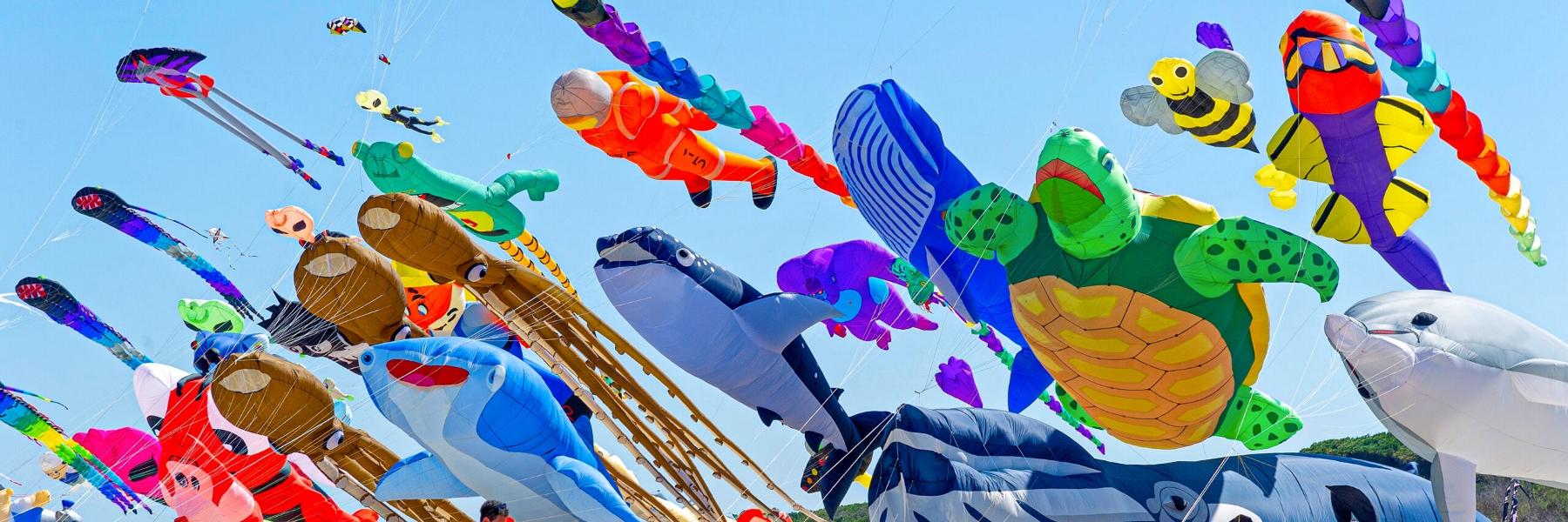 ARTEVENTO FEST 2020, Festival International du Cerf-volant