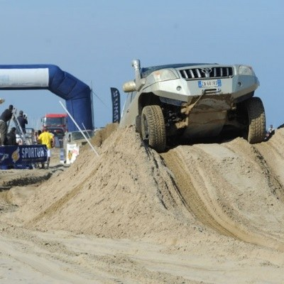 Motors beach show
