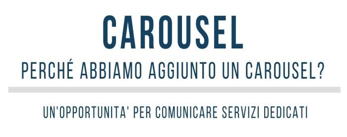 Carousel, linee guida