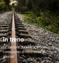 Arrivare a Cervia in treno
