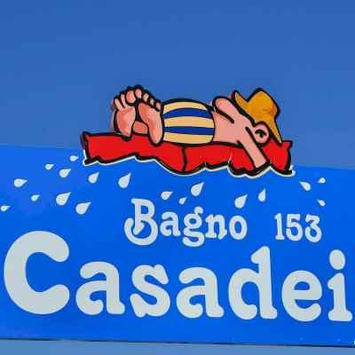 Cervia, Bagno Casadei , 153