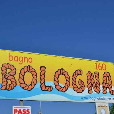 Cervia, Bologna Strandbad,160