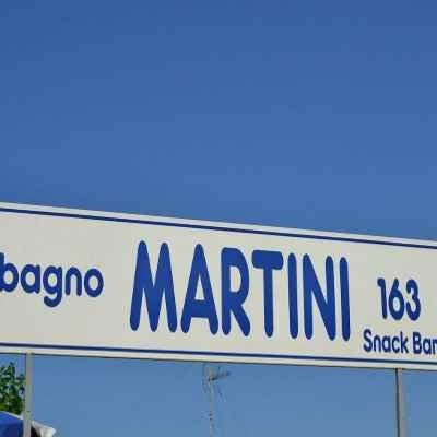 Cervia, Martini bathing centre, 163