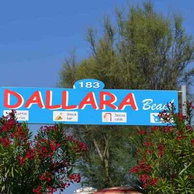 Cervia, Dallara Strandbad,183