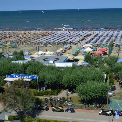 Cervia,  Ulisse Strandbad, 195