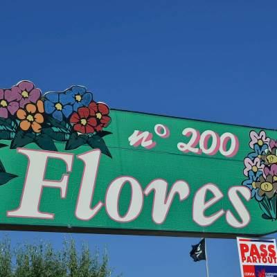 Cervia, Flores bathing centre ,200