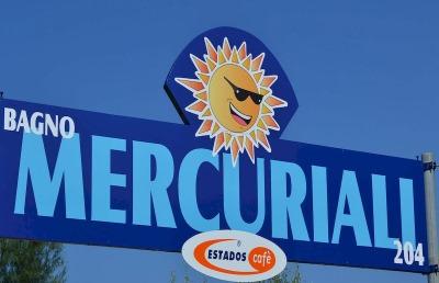 Cervia, Etablissement Balnéaire  Mercuriali,204