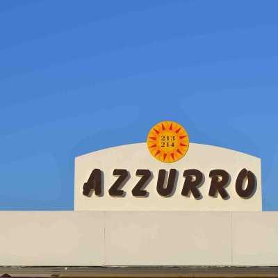 Cervia,  Azzurro Strandbad, 213