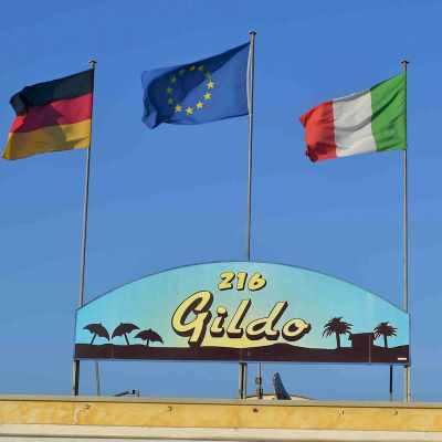 Cervia, Gildo bathing centre 216