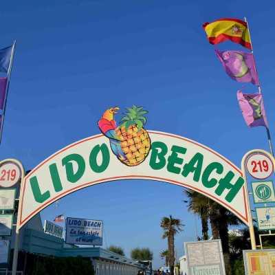 Cervia, Etablissement Balnéaire  Lido Beach,219